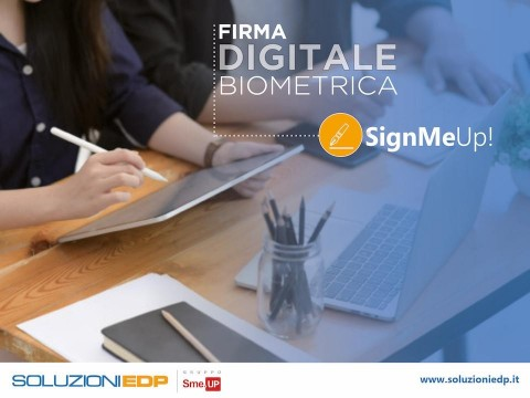 GDPR e Firma Digitale Biometrica